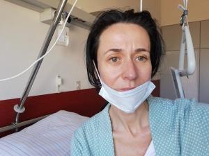 Krankenhaus am Tag der Einlieferung